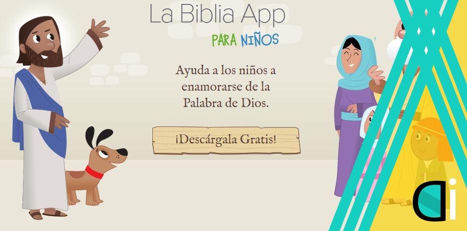 Cómo descargar e instalar la Biblia para Niños en tu dispositivo