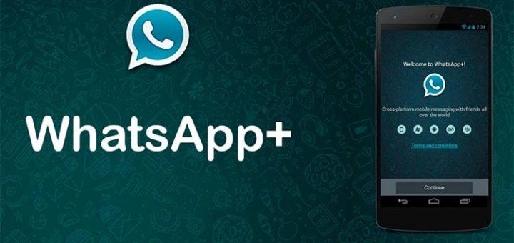 WhatsApp PLUS gratis para Android