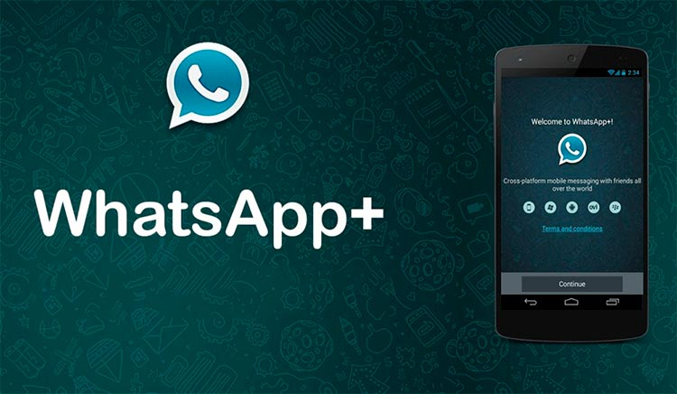 WhatsApp PLUS gratis para Android