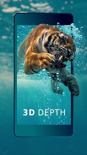 Fondo de pantalla 3D Parallax - Captura de pantalla de fondos 4D
