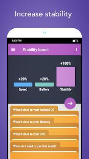 Captura de pantalla de Root Booster
