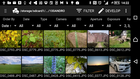 Captura de pantalla de Photo Mate R3