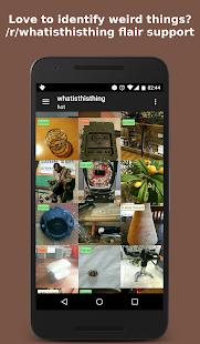 Galería de captura de pantalla de reddit