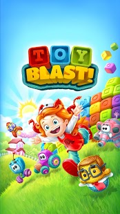 Captura de pantalla de Toy Blast