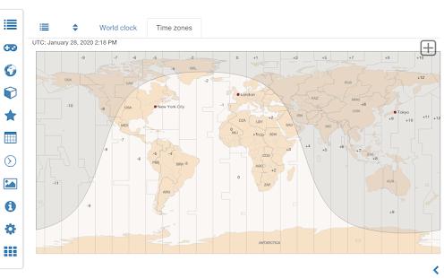 Atlas mundial | mapa del mundo | léxico de países MxGeoPro Screenshot