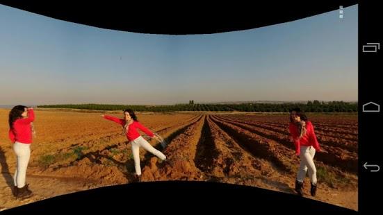 Captura de pantalla de Photaf Panorama (gratis)
