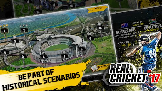 Captura de pantalla de Real Cricket ™ 17