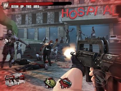 Captura de pantalla de Zombie Frontier 3: Sniper FPS