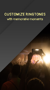 Call Ringtone Maker - Captura de pantalla de MP3 y cortador de música