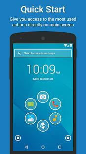 Captura de pantalla de Smart Launcher 3