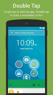 Captura de pantalla de Smart Launcher 3