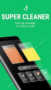 AMC Cleaner - Captura de pantalla de Super Phone Booster y CPU Cooler