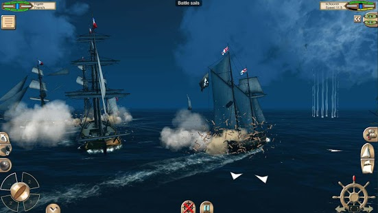 Captura de pantalla de The Pirate: Caribbean Hunt