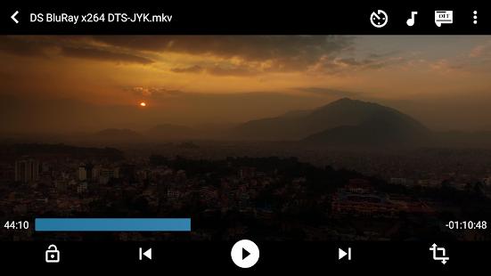 VR Player PRO - Captura de pantalla de soporte 3D, 2D y 360