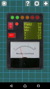 Captura de pantalla de Ultimate EMF Detector Pro