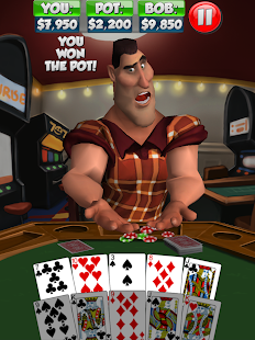 Poker With Bob Captura de pantalla