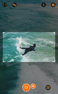 Captura de pantalla de la cámara Horizon