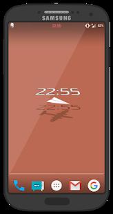Captura de pantalla de Clock Maker Pro