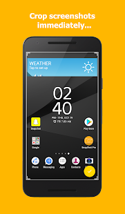 SnapShot - Captura de pantalla de Screenshots Pro