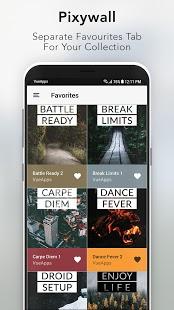 Pixywall Pro - Captura de pantalla de fondos de pantalla HD inspirados en OnePlus