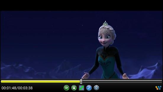 AirPin (PRO) - Captura de pantalla del receptor AirPlay / DLNA