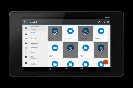 File Manager Pro - TV Wear Cloud USB Wifi Compartir captura de pantalla
