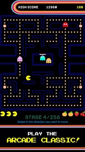 Captura de pantalla de PAC-MAN