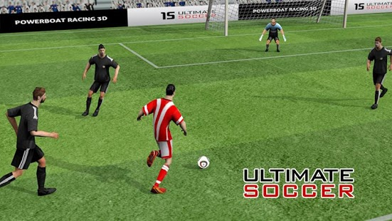 Ultimate Soccer - Captura de pantalla de fútbol