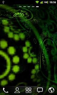 Alien Shapes Captura de pantalla completa