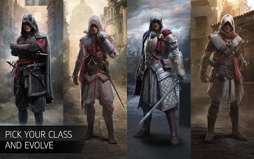 Captura de pantalla de Assassin's Creed Identity