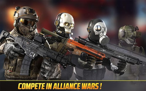 Kill Shot Bravo: Captura de pantalla del juego de francotirador de disparos 3D FPS gratuito