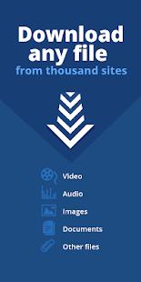 Captura de pantalla de GetThemAll: sin anuncios