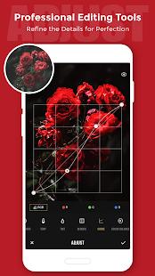 Fotor Photo Editor - Captura de pantalla de Photo Collage & Photo Effects