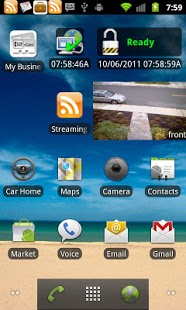 Captura de pantalla de IP Cam Viewer Pro