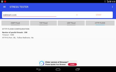 Network Manager - Captura de pantalla de herramientas y utilidades de red (Pro)