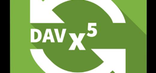 DAVx⁵ (DAVdroid) - Cliente CalDAV / CardDAV v3.3.2-gplay [Latest]