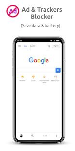 Navegador web OH: captura de pantalla rápida con una mano y privacidad