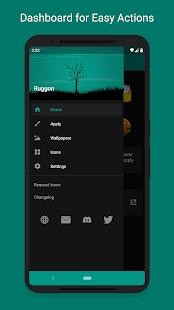 Ruggon - Captura de pantalla del paquete de iconos
