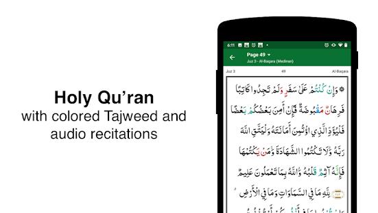 Muslim Pro - Horarios de oración, Azan, Corán y Qibla Captura de pantalla