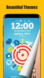 Captura de pantalla del lanzador total