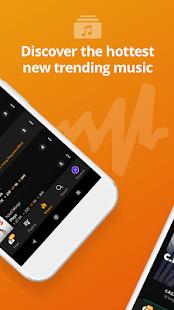 Audiomack: Descargar nueva música sin conexión captura de pantalla gratuita