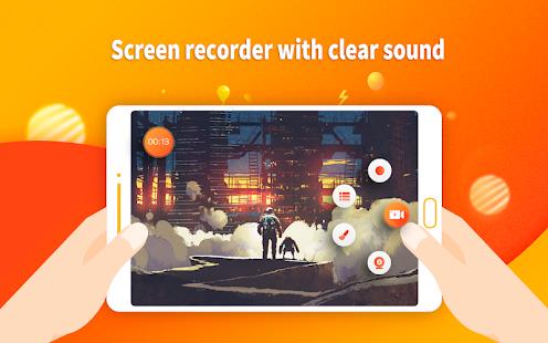 Captura de pantalla de Screen Recorder, Video Recorder, V Recorder Editor