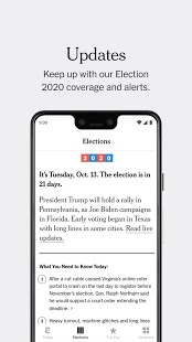 Captura de pantalla del New York Times