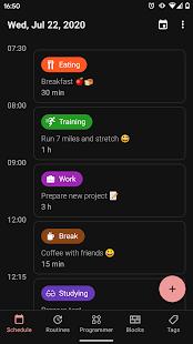 TimeTune: Optimice su tiempo, productividad y vida Captura de pantalla