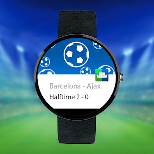 Resultados de fútbol y deportes en vivo - Captura de pantalla de SofaScore