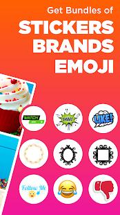 Creador de miniaturas: crea banners y captura de pantalla del diseño del canal