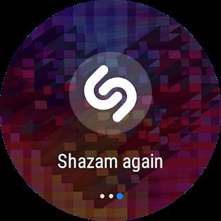 Shazam: descubre canciones y letras en segundos Captura de pantalla