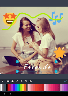 Captura de pantalla de AndroVid Pro Video Editor