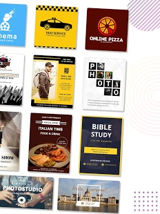 Brand Maker - Creador de logotipos, captura de pantalla de la aplicación de diseño gráfico
