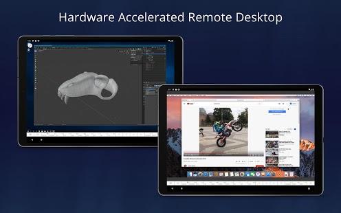 Captura de pantalla de Remotix VNC, RDP, NEAR (escritorio remoto)